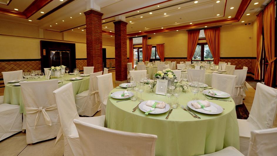 Sala interna Matrimonio